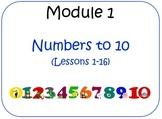 PPT Lessons for Eureka Math (Engage NY) Kindergarten Modul