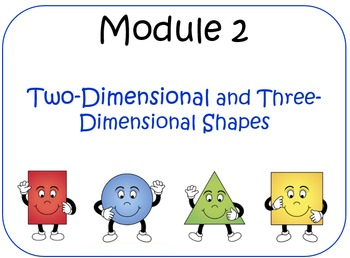 Eureka Math (aka Engage New York) Kindergarten Module 2
