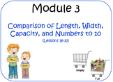 PPT Lessons for Eureka Math (Engage NY) Kindergarten Module 3 Lessons 16-32
