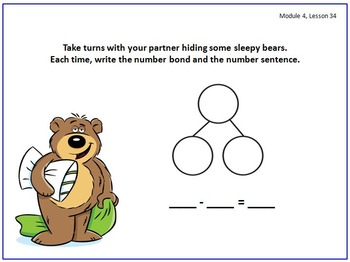 PPT Lessons for Eureka Math (Engage NY) Kindergarten Module 4 Lessons 25-41