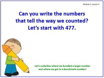 PPT Lessons for Eureka Math (Engage NY) Second Grade Module 3 Lessons 1-10