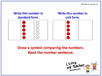 PPT Lessons for Eureka Math (Engage NY) Second Grade Module 3 Lessons 11-21