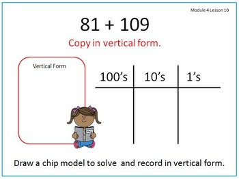 PPT Lessons for Eureka Math (Engage NY) Second Grade Module 4 Lessons 1-16