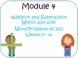PPT Lessons for Eureka Math (Engage NY) Second Grade Module 4 Lessons 17-31