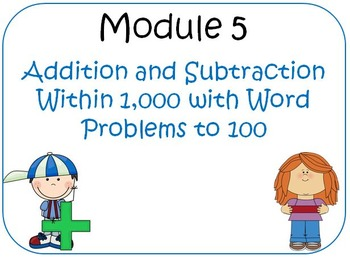 Eureka Math (aka Engage New York) Second Grade Module 5