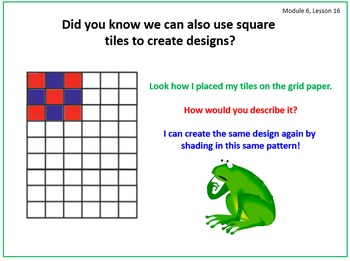 PPT Lesson for Eureka Math (Engage NY) Second Grade Module 6 Lesson 16