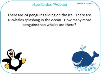 PPT Lessons for Eureka Math (Engage NY) Second Grade Module 7 Lessons 1-13