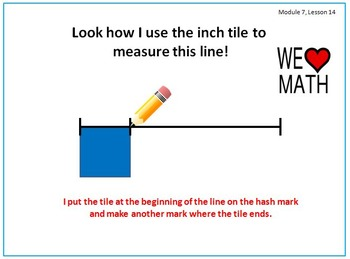 PPT Lessons for Eureka Math (Engage NY) Second Grade Module 7 Lessons 14-26