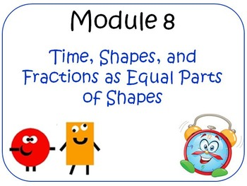 PPT Lessons for Eureka Math (Engage NY) Second Grade Module 8