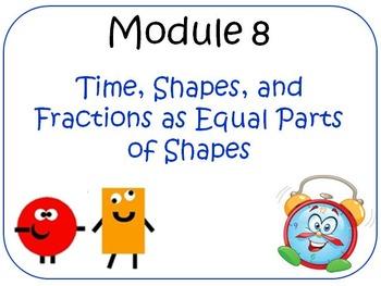 Eureka Math (aka Engage New York) Second Grade Module 8