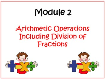 PPT Lessons for Eureka Math (Engage NY) Sixth Grade Module 2
