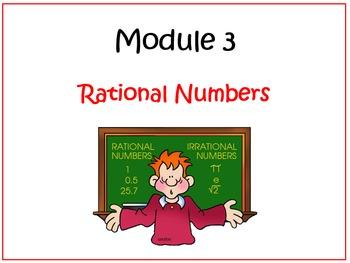 PPT Lessons for Eureka Math (Engage NY) Sixth Grade Module 3