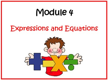 PPT Lessons for Eureka Math (Engage NY) Sixth Grade Module 4 Lessons 1-17