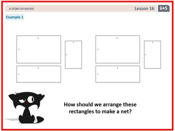 PPT Lessons for Eureka Math (Engage NY) Sixth Grade Module 5 Lessons 11-19