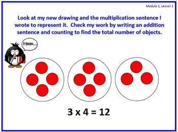 Eureka Math (aka Engage New York) Third Grade Lesson Freebies