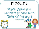 PPT Lessons for Eureka Math (Engage NY) Third Grade Module 2 Lessons 1-11