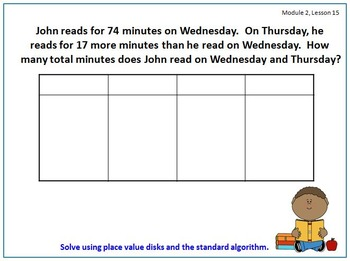 PPT Lessons for Eureka Math (Engage NY) Third Grade Module 2 Lessons 12-21