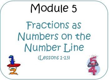 Eureka Math (aka Engage New York) Third Grade Module 5 Les