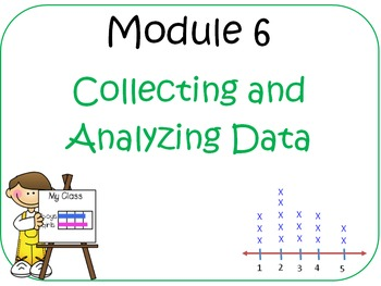 Eureka Math (aka Engage New York) Third Grade Module 6