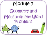 PPT Lessons for Eureka Math (Engage NY) Third Grade Module 7 Lessons 1-17
