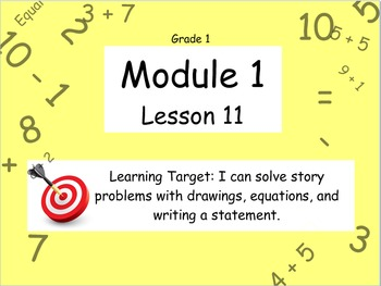 Eureka Math (or Engage New York) Module 1 Lesson 11