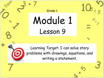 Eureka Math (or Engage New York) Module 1 Lesson 9