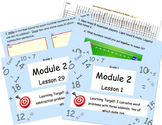 Eureka Math (or Engage New York) Module 2 All 29 lessons