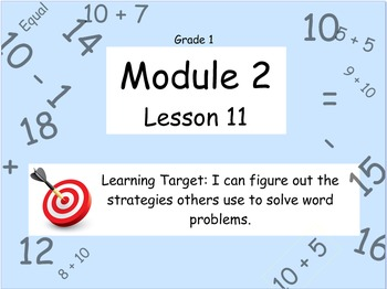 Eureka Math (or Engage New York) Module 2 Lesson 11