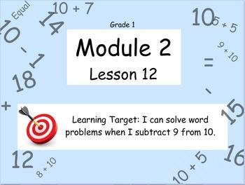 Eureka Math (or Engage New York) Module 2 Lesson 12