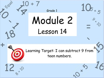 Eureka Math (or Engage New York) Module 2 Lesson 14
