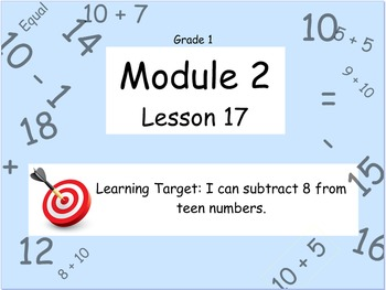 Eureka Math (or Engage New York) Module 2 Lesson 17