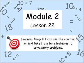 Eureka Math (or Engage New York) Module 2 Lesson 22