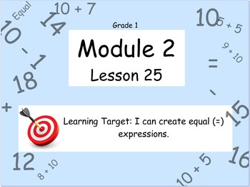 Eureka Math (or Engage New York) Module 2 Lesson 25