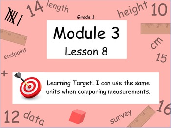 Eureka Math (or Engage New York) Module 3 Lesson 8
