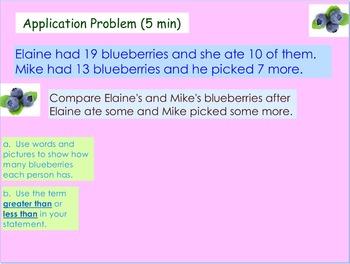 Eureka Math (or Engage New York) Module 4 Lesson 10