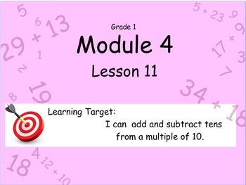 Eureka Math (or Engage New York) Module 4 Lesson 11