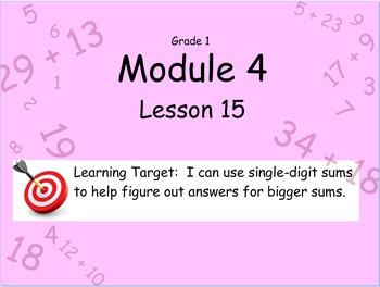 Eureka Math (or Engage New York) Module 4 Lesson 15