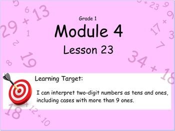 Eureka Math (or Engage New York) Module 4 Lesson 23