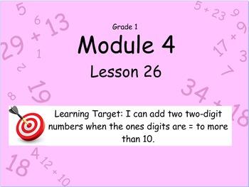 Eureka Math (or Engage New York) Module 4 Lesson 26