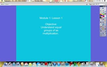 Eureka Math Flipcharts Module 1 Lesson 1