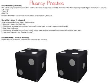 Eureka Math/Engage NY Kindergarten Module 1 Lesson 31