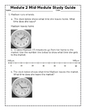 Eureka Mid-Module 2 Study Guide
