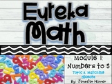 Eureka Module 1, Topic A-Matching Objects PDF presentation for lessons 1-4