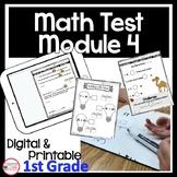 Eureka Module 4 Test 1st Grade