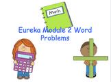 Eureka Module 2 Word Problems SECOND GRADE