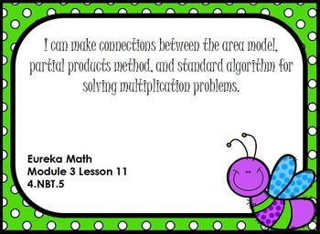 Eureka Module 3 Lesson 11