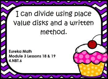 Eureka Module 3 Lesson 18&19