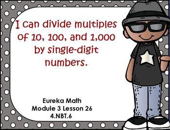 Eureka Module 3 Lesson 26