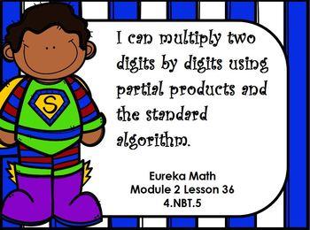 Eureka Module 3 Lesson 36