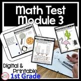 Eureka Module 3 Test 1st Grade